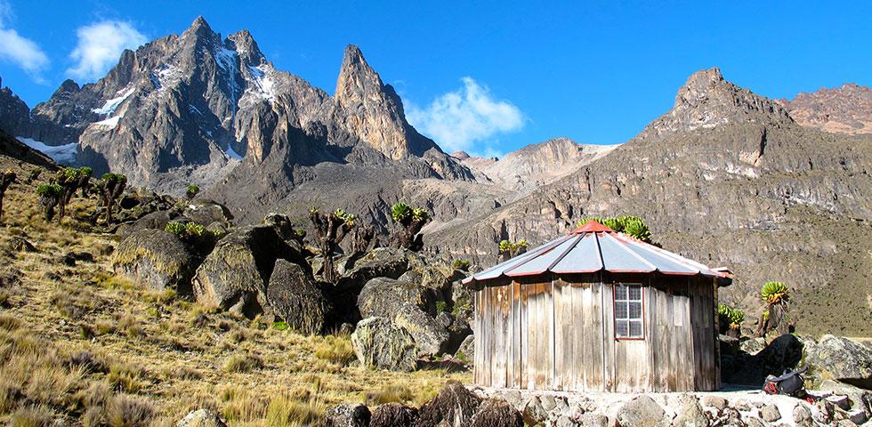 5 Days Mount Kenya Climb Naro Moru Route