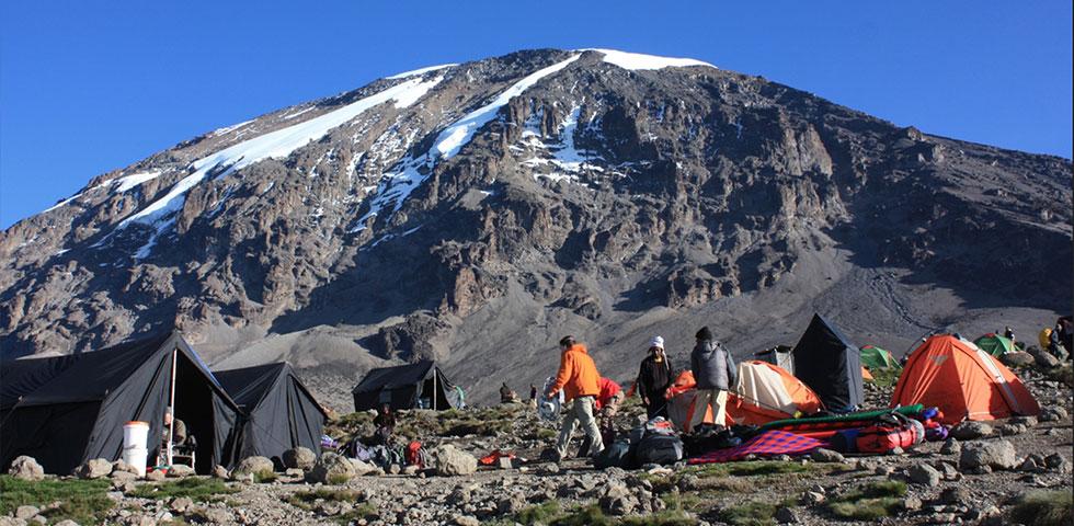 6 Days Mount Kilimanjaro Climb Machame Route