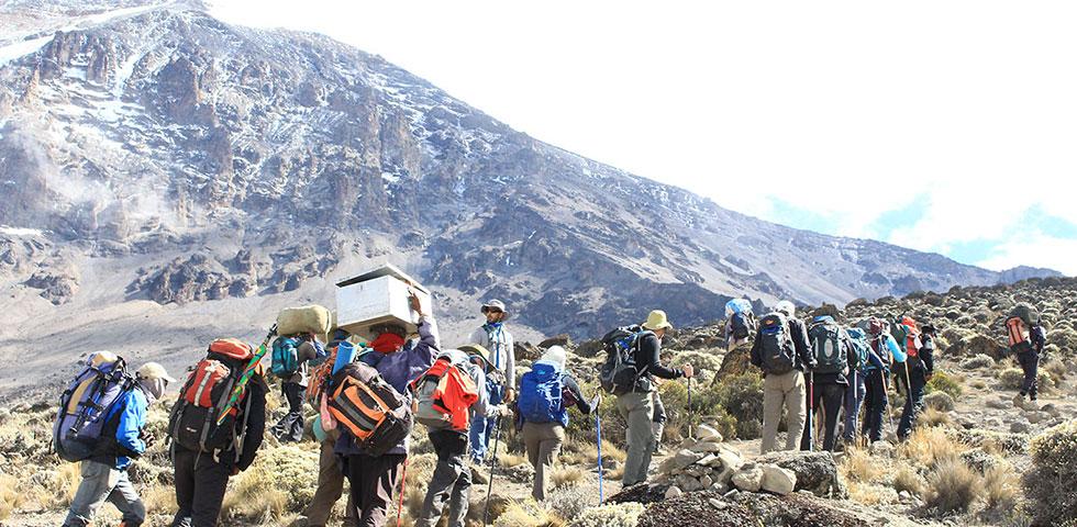 6 Days Mount Kilimanjaro Climb Marangu Route