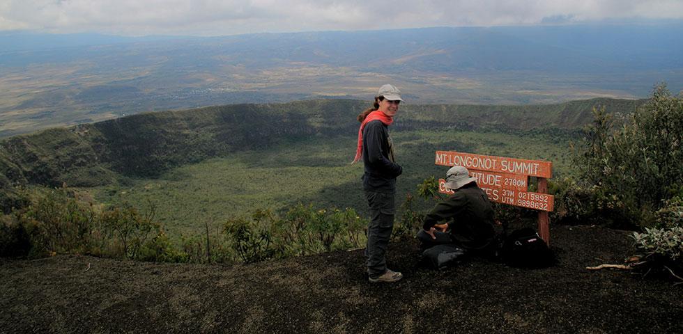 Mount Longonot Day Trip Hike