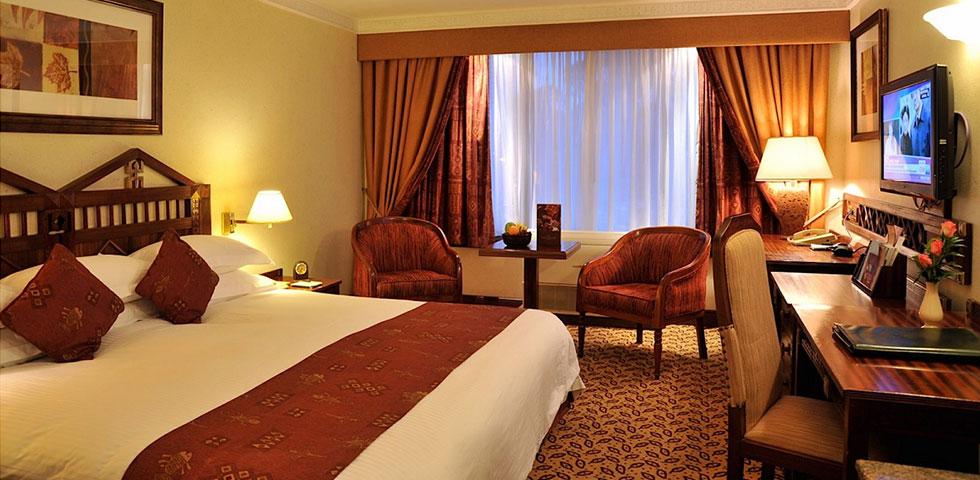 Nairobi Serena Hotel 1